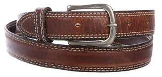 Polo Ralph Lauren Leather Buckle Belt