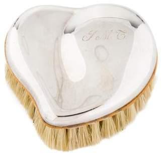 Tiffany & Co. Elsa Peretti Heart Baby Brush silver Elsa Peretti Heart Baby Brush