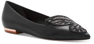 Sophia Webster Women's Papillon Pointed Toe Flats