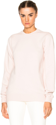 DRKSHDW by Rick Owens Crewneck Sweater $472 thestylecure.com