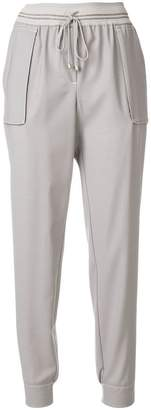 Lorena Antoniazzi tailored style track pants