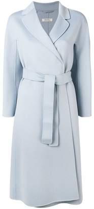 Max Mara 'S belted midi coat