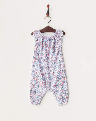 Heloyse Swimwear And More ホワイト KIDS フルールロンパース│BABY