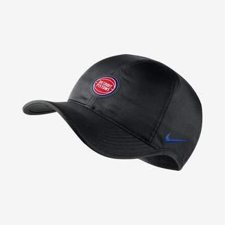 Nike Detroit Pistons AeroBill Featherlight NBA Hat