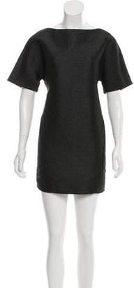 Mauro Grifoni Patterned Mini Dress
