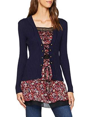 Joe Browns Women's Beautiful 2 in 1 Top Long Sleeve