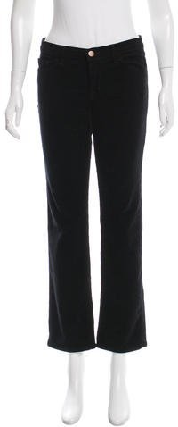 J BrandJ Brand Straight-Leg Corduroy Pants