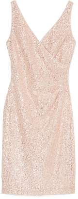 Vince Camuto Sequin Lace Dress
