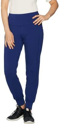 Denim & Co. Active Pull-On Knit Jogger Leggings