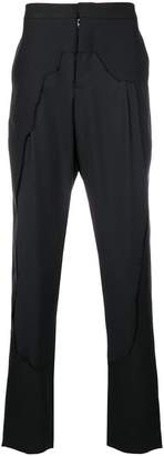 Chalayan framed trousers