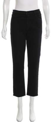 J Brand High-Rise Cropped Jeans w/ Tags