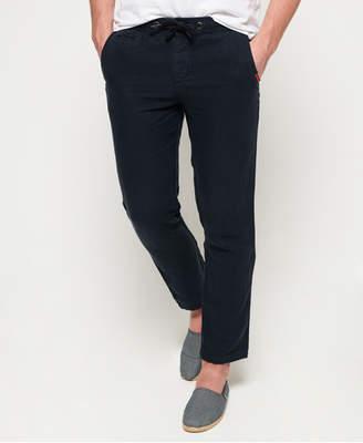 Superdry International Linen Beach Pants