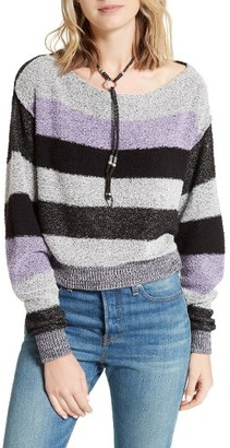 Women's Free People Candyland Pullover $98 thestylecure.com