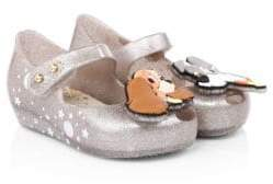 Mini Melissa Toddler's& Girl's Ultragirl Mary Janes