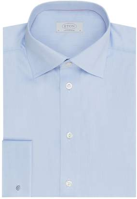 Eton Contemporary Fit Cotton Twill Shirt