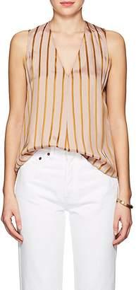 Giada Forte Women's Striped Twill Top
