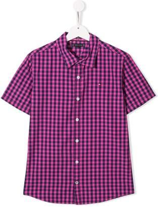 Tommy Hilfiger Junior TEEN checked shirt