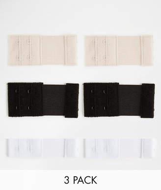 dec30bc94b Fashion Forms 2 hook bra extenders