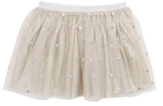 Peek Arden Metallic Polka Dot Skirt