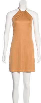 Dolce & Gabbana Halter Slip Dress