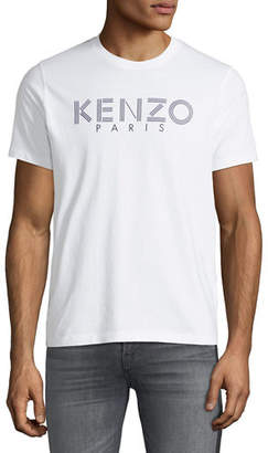 Kenzo Men's Logo Graphic T-Shirt