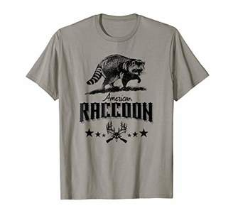Hunter American Raccoon! T-Shirt