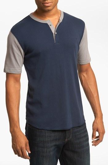 Brixton 'Lewis' Henley T-Shirt
