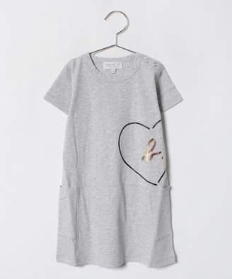 agnès b. (アニエス ベー) - agnes b. 【WEB先行カラー】SBM7 E ROBE ドレス