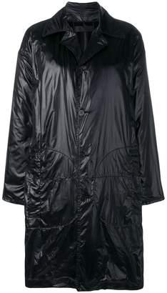 Haider Ackermann plain car coat