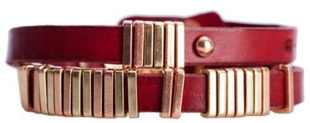 Linea Pelle Slider Bracelet