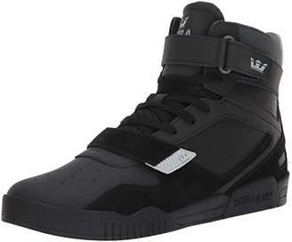 Supra Breaker Skate Shoe Light Grey-Black