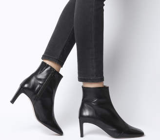 d8d7c9a43397 Office Black Low Heel Boots For Women - ShopStyle UK