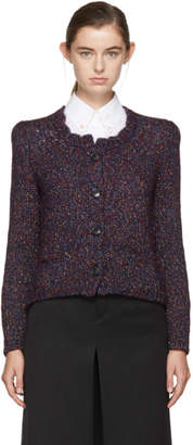 Isabel Marant Purple Abon Cardigan