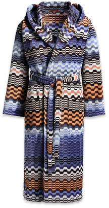 Missoni Home Towelling Robe