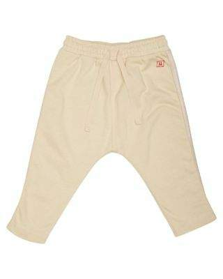 Munster New Girls Girls Ambition Pant Cotton Soft Natural