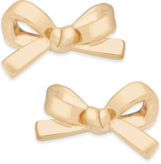 Kate Spade Bow Stud Earrings