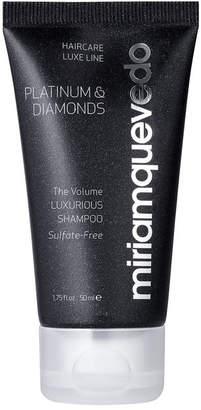 Miriam Quevedo Platinum & Diamonds Luxurious Shampoo Travel Size