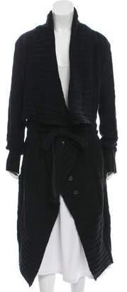 Kimberly Ovitz Heavy Knit Cardigan