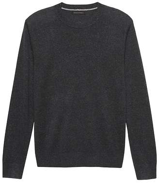 Banana Republic Silk-Linen Crew-Neck Sweater