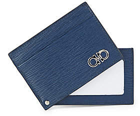 26dbd0900576 Salvatore Ferragamo Men's Revival Sliding Window Card Holder