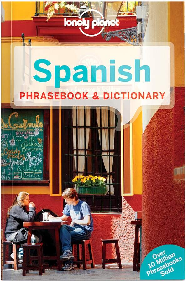 Lonely Planet Spanish Phrasebook 7
