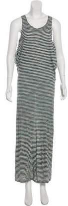 Maison Margiela x Opening Ceremony Sleeveless Striped Dress