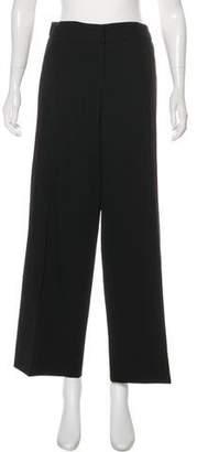 Bottega Veneta High-Rise Wide-Leg Pants