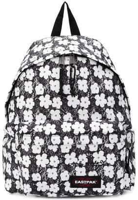 Eastpak floral print backpack
