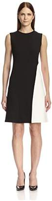 Society New York Women's Color Blocked Dress
