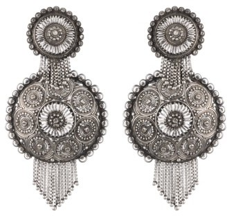 Women's Dannijo Ahava Drop Earrings $145 thestylecure.com