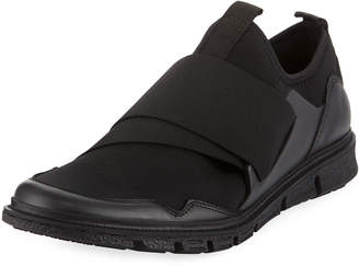 Kenneth Cole Men's Neoprene and Leather Sneakers