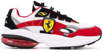 Puma Ferrari low top trainers