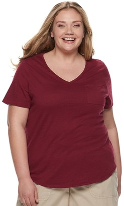 28c4e576 Evri Plus Size EVRI Everyday Tee