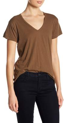 Vince. Short Sleeve V-Neck Tee $75 thestylecure.com